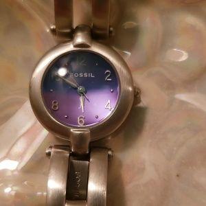 Fossil Womens Bracelet Watch